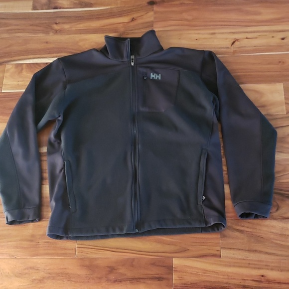 Helly Hansen Other - Helly Hansen Men's Black Fleece Jacket size XL